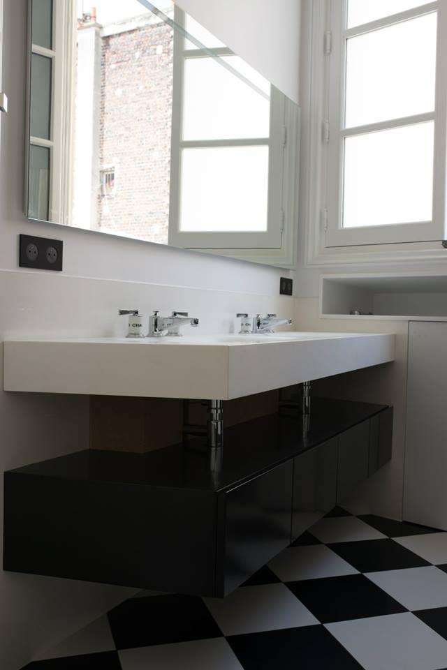 Pose menuiserie archive par cat gorie salle de bains - Restauration salle de bain ...